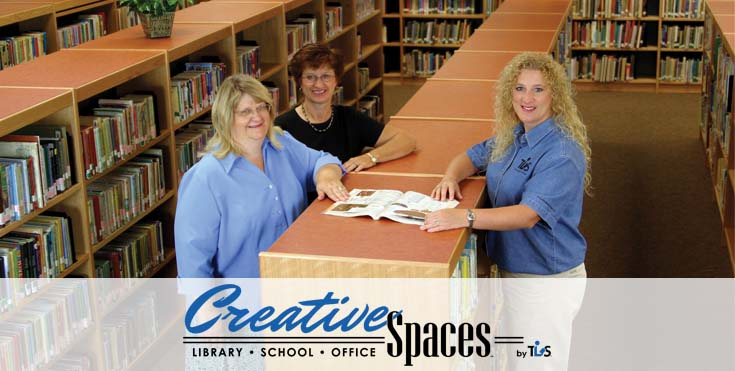 Creative Spaces Library Design Services