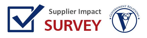 Supplier Impact Survey