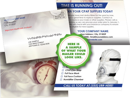 CPAP Resupply Mailer