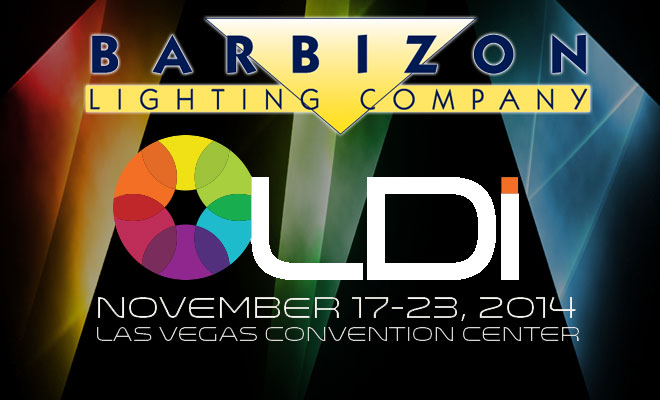 November 19-23rd the entertainment lighting industry will converge on the  Las Vegas Convention Center for the Annual LDI Show. 1af499784