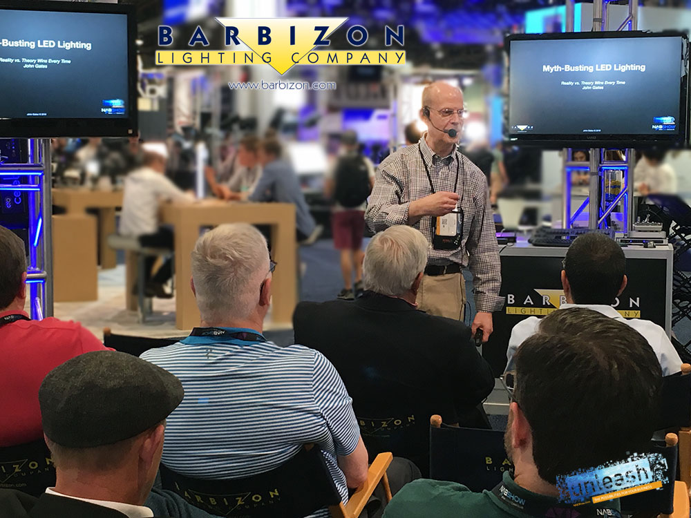 NAB 2016 | Barbizon Lighting